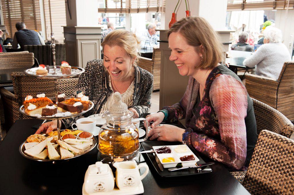 High tea restaurant sneek