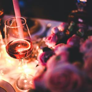 Valentijnsmenu bij Restaurant onder de linden in sneek