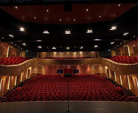 arrangementen theatermenu